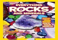 [+]The best book of the month Everything Rocks and Minerals: Dazzling gems of photos and info that will rock your world (Everything)  [READ]