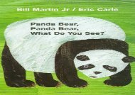 [+]The best book of the month Panda Bear, Panda Bear, What Do You See? (Brown Bear and Friends)  [READ]