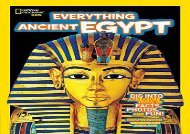 [+]The best book of the month Everything Ancient Egypt: Dig Into a Treasure Trove of Facts, Photos, and Fun (Everything) [PDF]