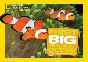 [+]The best book of the month Little Kids First Big Book of the Ocean (First Big Book)  [READ]