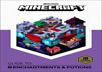 [+][PDF] TOP TREND Minecraft: Guide to Enchantments   Potions  [READ]