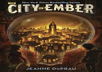 [+][PDF] TOP TREND The City of Ember (Book of Ember)  [FULL]