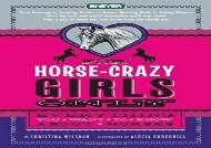 [+]The best book of the month For Horse-Crazy Girls Only: Everything You Want to Know about Horses  [READ]
