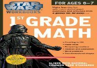 [+]The best book of the month 1st Grade Math (Star Wars Workbook)  [FULL]