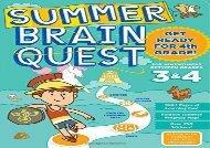 [+]The best book of the month Summer Brain Quest: Between Grades 3   4  [NEWS]