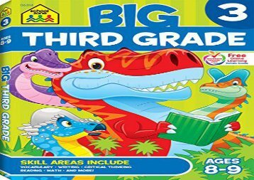 [+]The best book of the month Third Grade Big Workbook  [FREE]