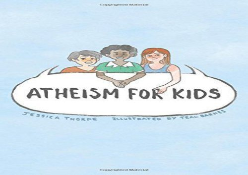 [+][PDF] TOP TREND Atheism For Kids  [DOWNLOAD]