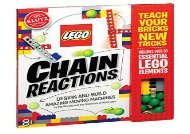 [+]The best book of the month Lego Chain Reactions (Klutz)  [READ]