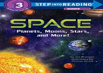 [+][PDF] TOP TREND Space: Planets, Moons, Stars, And More! (Step Into Reading)  [NEWS]