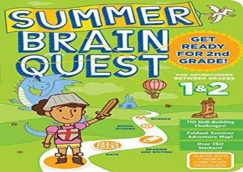 [+]The best book of the month Summer Brain Quest: Between Grades 1   2  [NEWS]