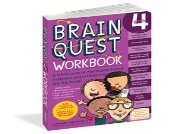 [+]The best book of the month Brain Quest Workbook: Grade 4  [FULL]