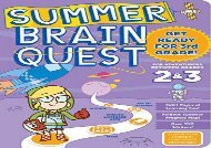 [+]The best book of the month Summer Brain Quest: Between Grades 2   3  [FULL]