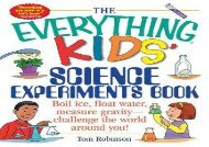 [+]The best book of the month The Everything Kids  Science Experiments Book [PDF]
