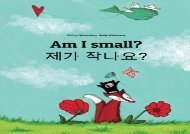[+][PDF] TOP TREND Am I small? Naega jag-ayo?: Children s Picture Book English-Korean (Bilingual Edition)  [NEWS]