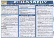 [+][PDF] TOP TREND Philosophy Laminate Reference Chart: Student s Guide to the Basic Principles of Philosophy for Introductory Courses (Quickstudy: Academic) [PDF]