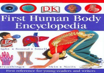 [+][PDF] TOP TREND First Human Body Encyclopedia (DK First Reference Series)  [READ]