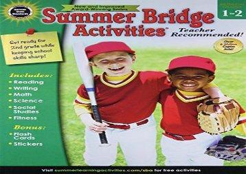 [+][PDF] TOP TREND Summer Bridge Activities(r), Grades 1 - 2  [FREE]
