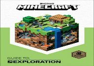 [+]The best book of the month Minecraft: Guide to Exploration  [NEWS]