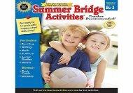 [+]The best book of the month Summer Bridge Activities(r), Grades K - 1 [PDF]