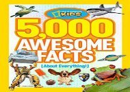 [+]The best book of the month 5,000 Awesome Facts (About Everything!) (5,000 Awesome Facts )  [NEWS]