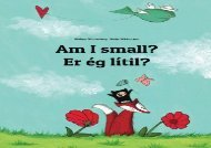 [+]The best book of the month Am I small? Er ég smá?: Children s Picture Book English-Icelandic (Dual Language/Bilingual Edition)  [DOWNLOAD]
