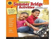 [+]The best book of the month Summer Bridge Activities(r), Grades 4 - 5  [READ]