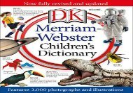 [+]The best book of the month Merriam-Webster Children s Dictionary  [NEWS]