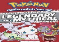 [+]The best book of the month Official Guide to Legendary and Mythical Pokemon  [DOWNLOAD]