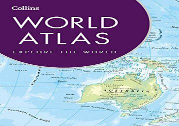[+][PDF] TOP TREND Collins World Atlas: Paperback Edition  [FULL]