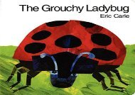 [+]The best book of the month The Grouchy Ladybug Board Book  [FULL]