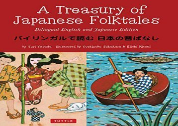 [+]The best book of the month Treasury of Japanese Folktales: Bilingual English and Japanese Text (Bilingual Text) [PDF]