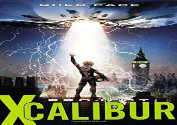 [+]The best book of the month Project X-Calibur [PDF]
