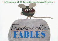 [+][PDF] TOP TREND Frederick s Fables: A Treasury of 16 Favorite Leo Lionni Stories  [FREE]