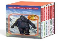 [+]The best book of the month Box Set #6-1 Choose Your Own Adventure Books 1-6:: Box Set Containing: The Abominable Snowman, Journey Under the Sea, Space and Beyond, the Lost Jewels of Nabooti, Mystery of the Maya, House of Danger  [FREE]