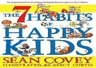 [+][PDF] TOP TREND The 7 Habits of Happy Kids  [DOWNLOAD]