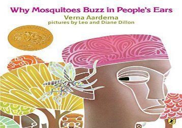 [+]The best book of the month Why Mosquitoes Buzz in People s Ears: A West African Tale (Picture Puffin)  [FREE]