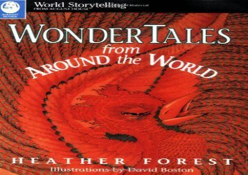 [+][PDF] TOP TREND Wonder Tales from Around the World (World Storytelling from August House)  [FREE]