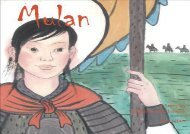 [+]The best book of the month Mulan: A Story in Chinese and English  [NEWS]