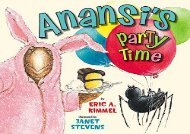 [+]The best book of the month Anansi s Party Time  [DOWNLOAD]