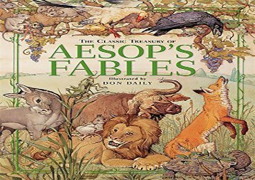 [+][PDF] TOP TREND The Classic Treasury Of Aesop s Fables [PDF]