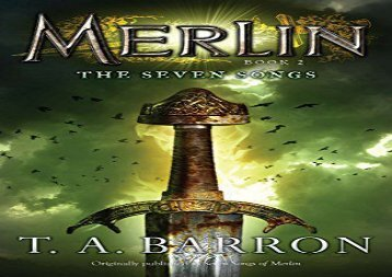 [+][PDF] TOP TREND The Seven Songs (Merlin (Puffin))  [NEWS]