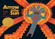 [+]The best book of the month Arrow to the Sun: Pueblo Indian Tale (Picture Puffin)  [NEWS]