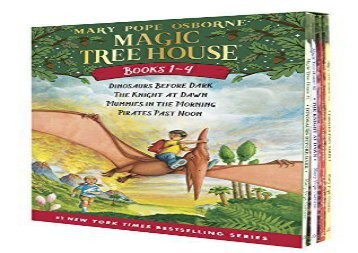 [+]The best book of the month Magic Tree House #1-4 (Magic Tree House Collection)  [FREE]
