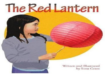 [+]The best book of the month The Red Lantern  [FULL]