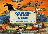 [+]The best book of the month More True Lies: 18 Tales for You to Judge  [NEWS]