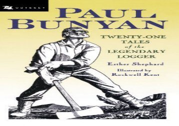 [+]The best book of the month Paul Bunyan  [FULL]
