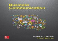 [+]The best book of the month Business Communication: Developing Leaders for a Networked World  [FULL]