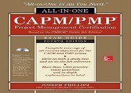 [+]The best book of the month CAPM/PMP Project Management Certification All-In-One Exam Guide  [FULL]