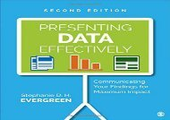 [+]The best book of the month Presenting Data Effectively: Communicating Your Findings for Maximum Impact  [READ]