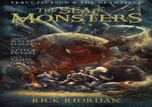 Pdf Top Trend Percy Jackson And The Olympians Sea Of Monsters The